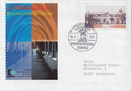 Postal History: Germany Postal Stationery Cover, Ohabria - Philatelic Exhibitions