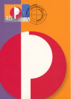 Australia 1999 Maxicard Sc 1780-1783 Sydney Design 99 International Design Congress - Cartes-Maximum (CM)