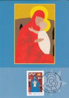 Australia 1999 Maxicard Sc 1795-1796 Christmas - Cartes-Maximum (CM)