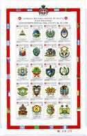 1986 SMOM BF20 MNH ** - Sovrano Militare Ordine Di Malta