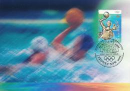Australia 2000 Maxicard Sc 1862a-1862j Olympic Sports - Cartes-Maximum (CM)