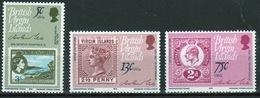 British Virgin Islands 1979 Queen Elizabeth Full Set Of Stamps Celebrating Death Centenary Of Rowland Hill. - British Virgin Islands