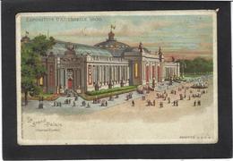 CPA Cut Oup Transparente Système Contre La Lumière Non Circulé Exposition 1900 Paris - Halt Gegen Das Licht/Durchscheink.