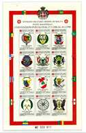 1988 SMOM BF25 MNH ** - Sovrano Militare Ordine Di Malta