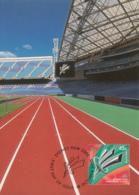 Australia 2000 Maxicard Sc 1919-1920 2000 Paralympics Sydney - Cartes-Maximum (CM)