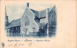 Cartolina Luzern English Church 1900 - Cartoline