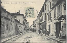 HIERSAC-Route D'Angoulême à Jarnac - Autres Communes