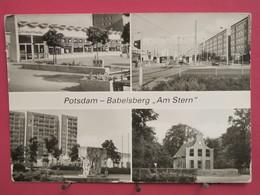 Visuel Pas Très Courant - Allemagne - Postdam - Babelsberg Am Stern - Scans Recto-verso - Potsdam