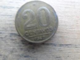 Bresil  20  Centavos  1948  Km 562 - Brésil