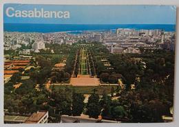 CASABLANCA (Maroc) - Place De La Ligue Arabe - Arab League Square - Vg - Casablanca
