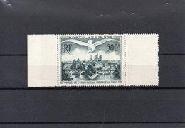 FRANCE 1947 - POSTE AERIENNE YT N°20 ** PARIS - Cote 65.00 € - TTB Postfrisch - Voir Scan - Airmail