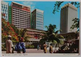LAGOS (Nigeria) - Skyscrapers In Modern Lagos - Vg - Nigeria