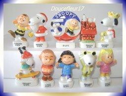 Snoopy 50 Ans...Série Complète... Ref. AFF : 78-2001 (pan 0030) - Cartoons
