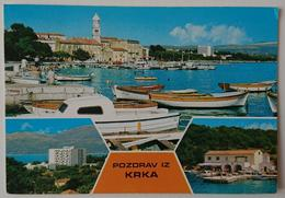 KRK - YUGOSLAVIA (CROATIA) - Port -   Vg - Jugoslavia