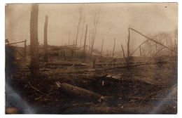MILITARIA - 1914-1918 - CARTE PHOTO - PHOTO CARD - CAMBRAI (59) - SCÈNE DE GUERRE - War 1914-18
