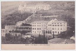 MASSA - Villa Massoni E Chiesa Delle Grazie - Massa