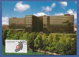 BRD 1981  Mi.Nr. 1088 , EUROPA CEPT Sympathie-Mitläufer Europäisches Patentamt München - Maximum Card - Bonn 12-2-1981 - Europa-CEPT