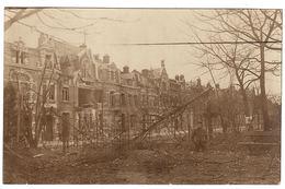 CAMBRAI (59) - CARTE PHOTO - Vue D'une Rue Dévastée - MILITARIA - 1914 - 1918 - Cambrai