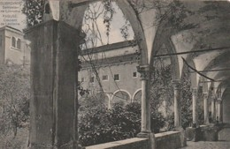 ***  CROATIE  ***  DUBROVNIK Samostan RAGUSE  Couvent De Lacroma - Timbrée TTB - Croazia