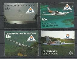 GRENADINES DE ST. VINCENT YVERT  542/45  MNH  ** - St.-Vincent En De Grenadines