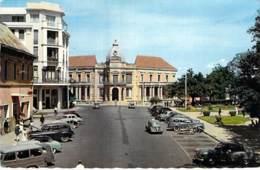 MADAGASCAR - TANANARIVE : Place Colbert ( Animation Automobiles ) - CPSM Colorisée Format CPA 1963 - Afrique Noire - Madagascar