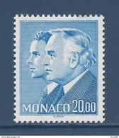 Monaco - YT N° 1614 - Neuf Sans Charnière - 1988 - Monaco