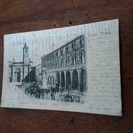 Cartolina Postale 1930, Ascoli Piceno, Piazza Arringo - Ascoli Piceno