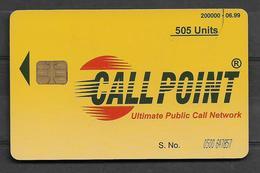 PAKISTAN USED CHIP PHONECARD 505 UNITS - Pakistan