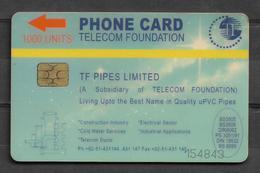 PAKISTAN USED CHIP PHONECARD 1000 UNITS - Pakistan
