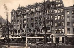 Cartolina Amsterdam Hotel Schiller - Cartoline
