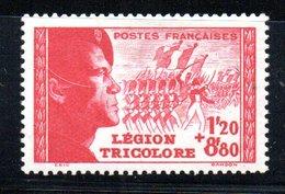 N 565 / 1 Franc 20  + 8 Francs 80  /  NEUF **  /  Côte 12.5  € - Ungebraucht