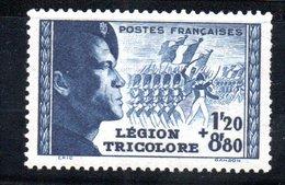 N 566 / 1 Franc 20  + 8 Francs 80  /  NEUF **  /  Côte 12.5  € - Francia