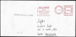 """Italia/Italy/Italie: Ema, Meter, """"Solmine"""", Lavorazione Minerali, Mineral Processing, Traitement Des Minerais - Minerali"""