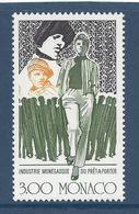 Monaco - YT N° 1661 - Neuf Sans Charnière - 1988 - Monaco