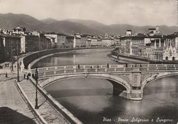PISA - Ponte Solferino  E Lungarni - Pisa