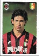 Milan - Albertini - Non Viaggiata - Soccer