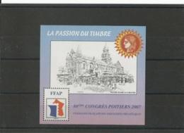 FRANCE 2007 - YT 1 - NEUF SANS CHARNIERE ** (MNH) GOMME D'ORIGINE LUXE - FFAP