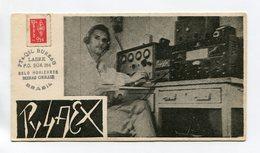 QSL RADIO AMATEUR CARD 1961 PY4AEX MINAS GERAIS BRASIL BRAZIL A53 - Radio Amateur