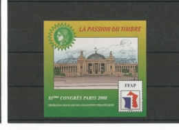 FRANCE 2008 - YT 2 - NEUF SANS CHARNIERE ** (MNH) GOMME D'ORIGINE LUXE - FFAP