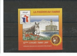 FRANCE 2009 - YT 3 - NEUF SANS CHARNIERE ** (MNH) GOMME D'ORIGINE LUXE - FFAP