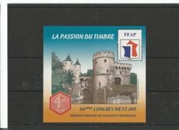 FRANCE 2011 - YT 5 - NEUF SANS CHARNIERE ** (MNH) GOMME D'ORIGINE LUXE - FFAP