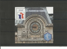 FRANCE 2012 - YT 6 - NEUF SANS CHARNIERE ** (MNH) GOMME D'ORIGINE LUXE - FFAP