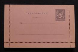 FRANCE - Entier Postal Type Sage Non Circulé - L 31433 - Postal Stamped Stationery