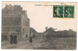 Hallencourt / Caserne De Gendarmerie / 1918 / Photo. Planquette - Frankreich