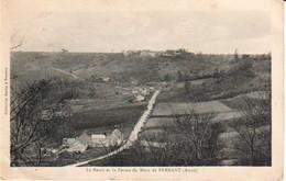 02.PER - Le Ravin Et La Ferme Du Mont De PERNANT - Other Municipalities