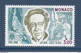 Monaco - YT N° 1679 - Neuf Sans Charnière - 1989 - Monaco