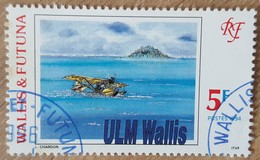 Wallis Et Futuna - YT N°467 - ULM à Wallis - 1994 - Oblitéré - Wallis En Futuna