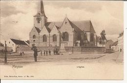 Meysse - L'église 1903 (Geanimeerd) - Meise