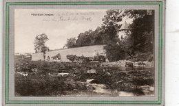 CPA - POUXEUX  (88) - Aspect Du Lit De La Moselle Près Du Saut-du-Broc En 1921 - Pouxeux Eloyes