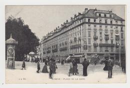 BO338 - GENEVE - ¨Place De La Gare - VD Vaud